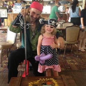 Pirate Elena